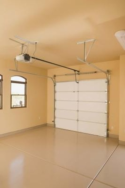 How To Install A Garage Door Safety Cable Homesteady