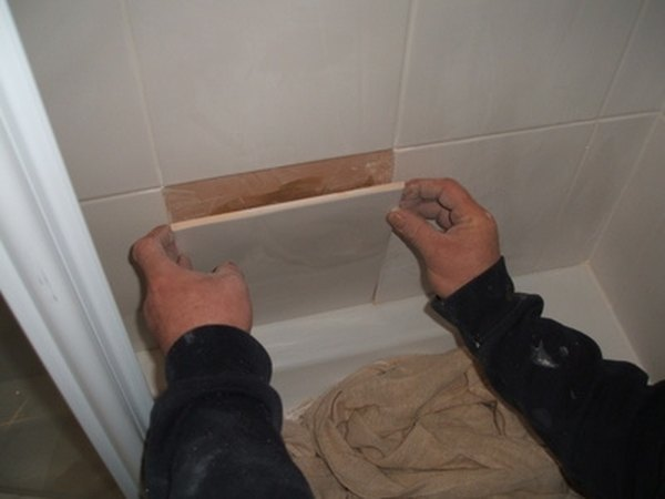 How To Remove Tile Adhesive From Plaster Homesteady