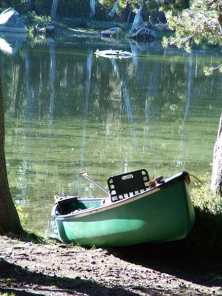 How to Repair a Plastic Coleman Canoe