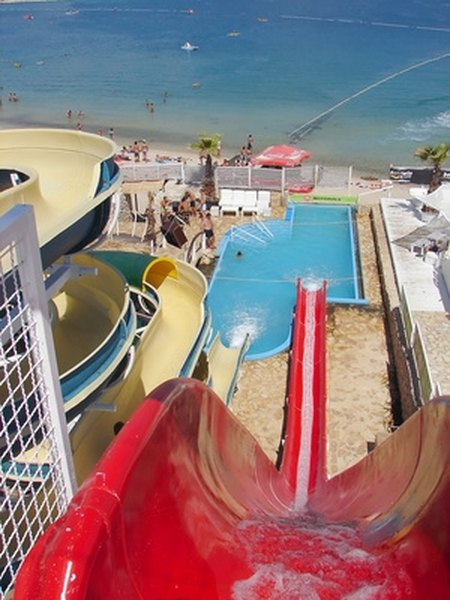 Campgrounds With Water Parks in Florida