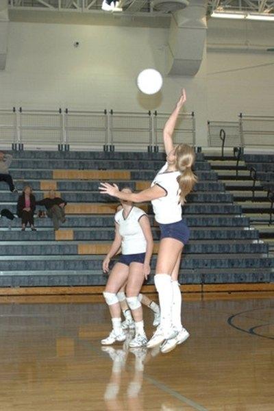 Volleyball Communication Drills