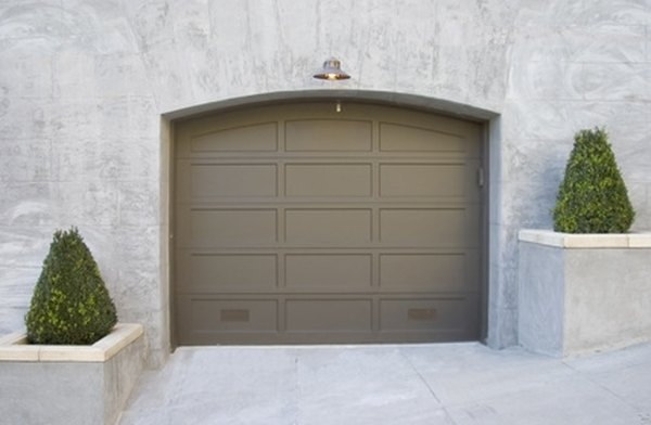 How To Reface Garage Doors Homesteady