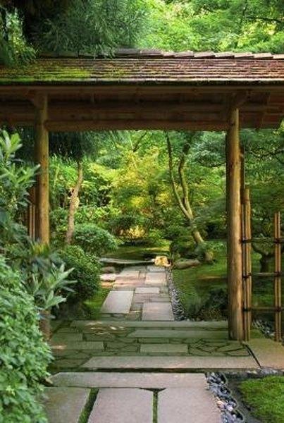 Japanese Pergola Design Features Homesteady