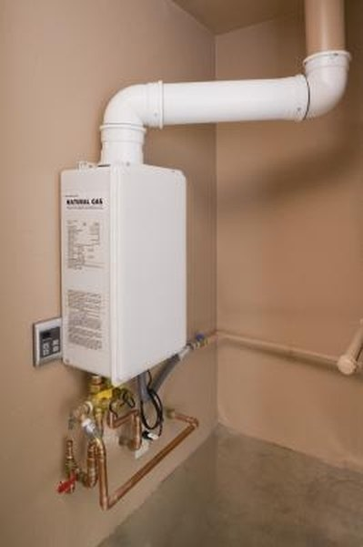How To Install A Water Heater Shut