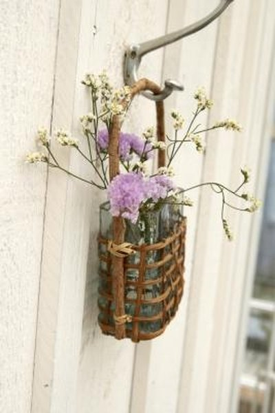How To Mount Hanging Baskets On Siding Homesteady