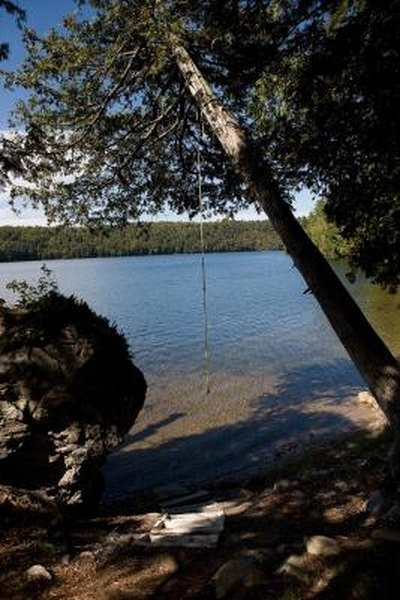How to Do a Backflip Off a Rope Swing