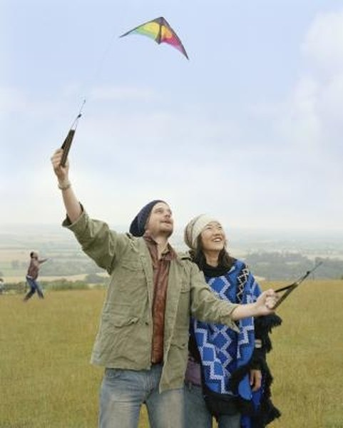 How to Fly a Two String Kite