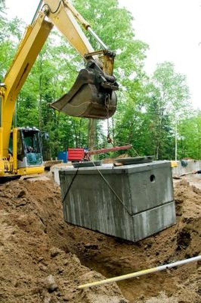 What Is a Septic Tank Cleanout Riser?
