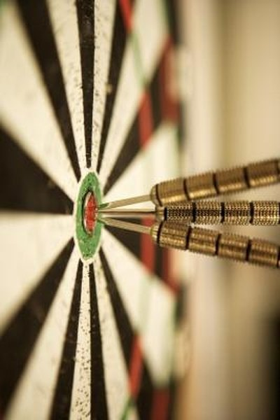How to Install Cork Board Under a Dartboard
