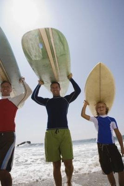 How to Attach Rash Guards to Boardshorts