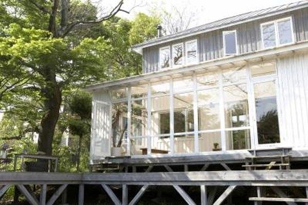 Deck Skirting Other Than Lattice Styles Homesteady