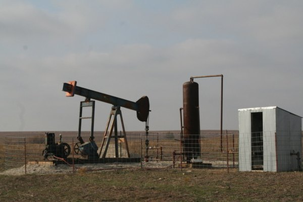 The state government auctions new oil leases each year.