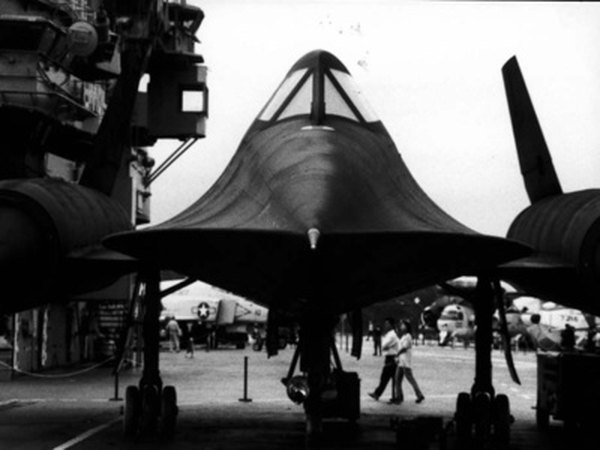 The Blackbird is generally recognized as the fastest manned jet airplane.