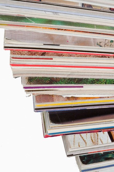 How to Store Old Magazines