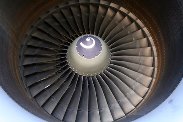 The jet engine was developed simultaneously in Germany and Great Britain.