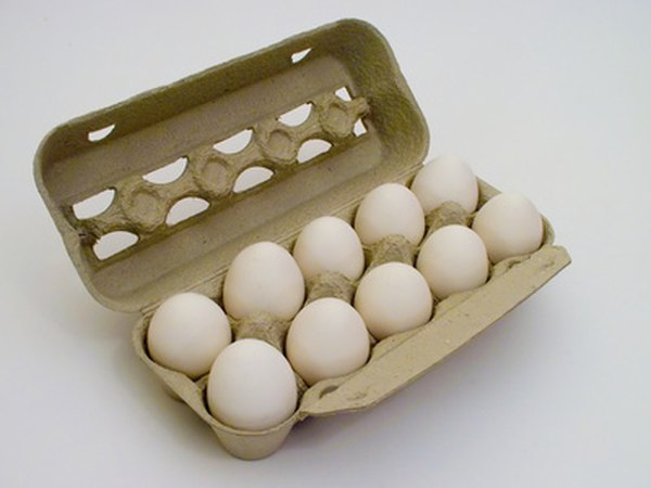 Experiment with several eggs.