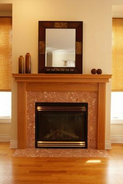 How to Redo a Fireplace Surround | HomeSteady
