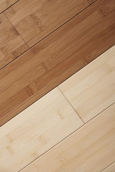 How To Fix A Water Stain On Strand Woven Carbonized Bamboo Flooring