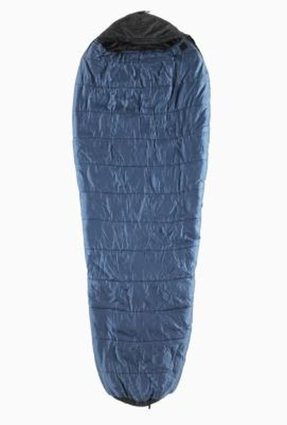 How to Roll Up a Mummy Sleeping Bag