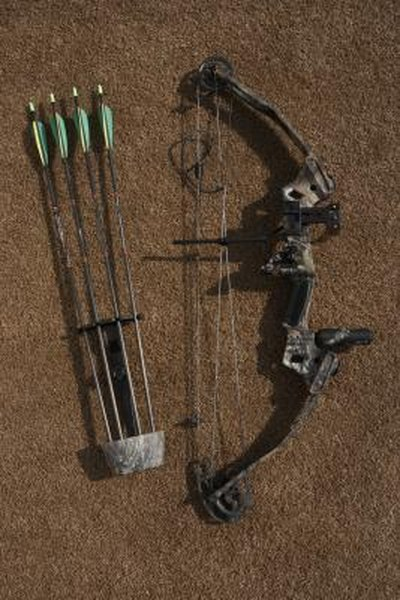 How to Convert My Compound Bow Into a Crossbow