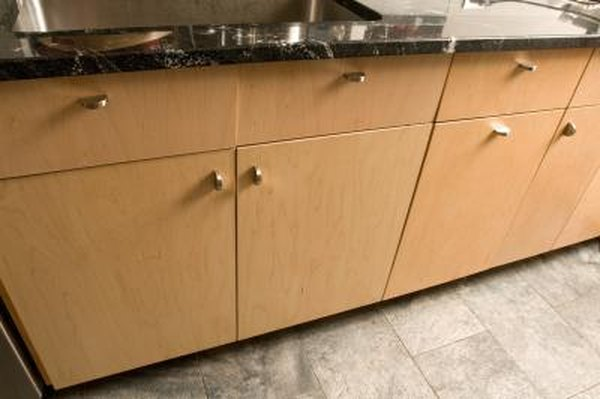 How To Make A Kitchen Slab With A Cabinet Door Homesteady
