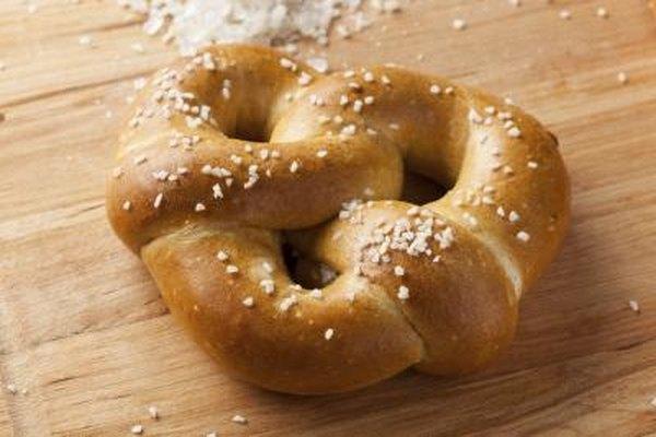 Salt can preserve bread.