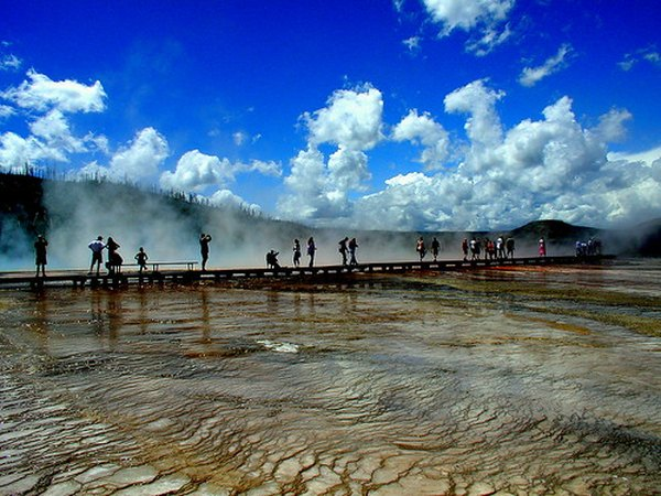 Geothermal steam energy