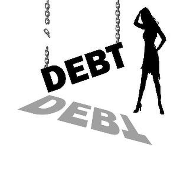 Leaving unsecured debt unpaid can have significant negative impacts.
