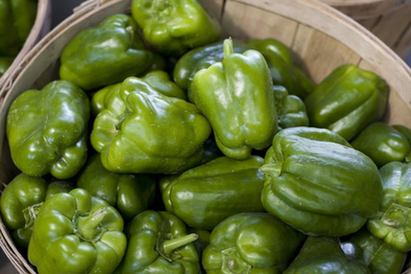 What Are the Benefits of Eating Green Bell Peppers? | Healthy Eating ...