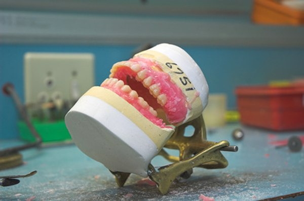 Add the cost of dentures to Schedule A.