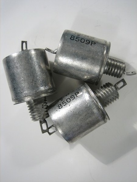 Diodes convert, or