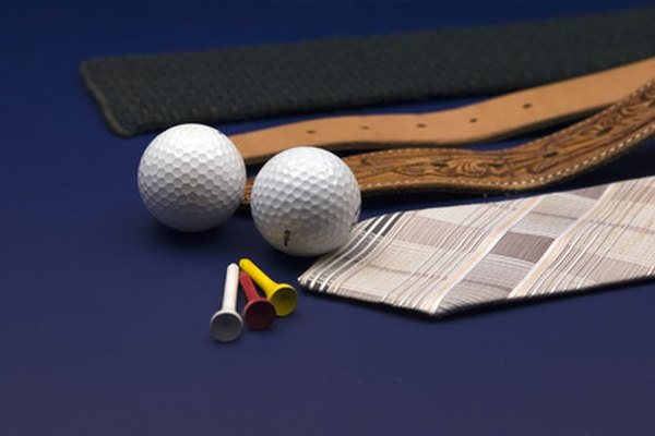 Just because you take clients to play golf doesn't mean you can deduct the clothes you wear while playing.