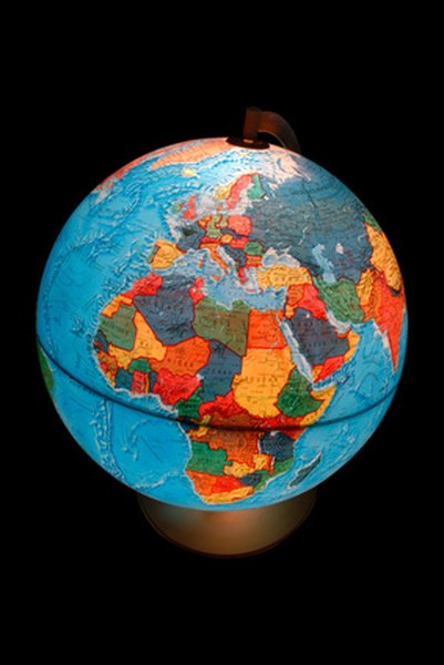 A global equity fund can invest in stocks from any country.