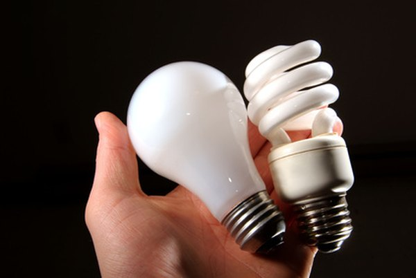 Trading an incandescent for a CFL bulb can save you up to $40 in its lifetime.