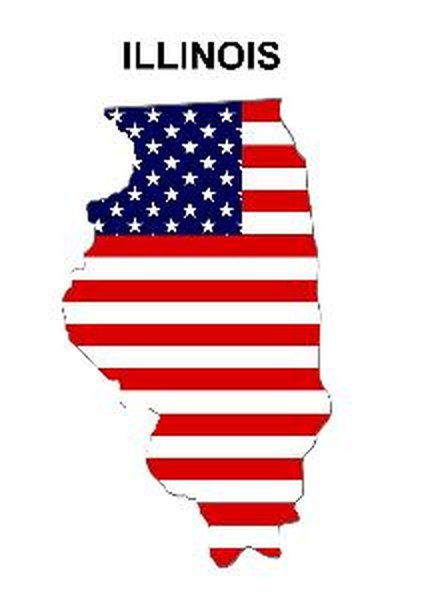 Illinois residents working in Wisconsin are taxed only by Illinois.