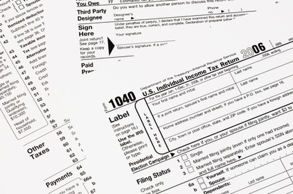 Standard and itemized deductions lower federal income tax obligations.