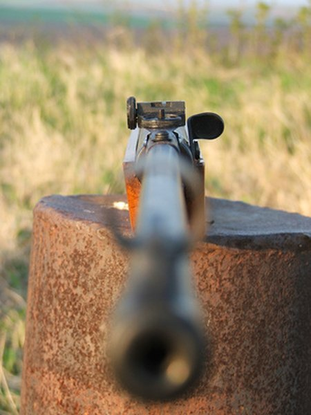 How to Add Iron Sights to a Rifle