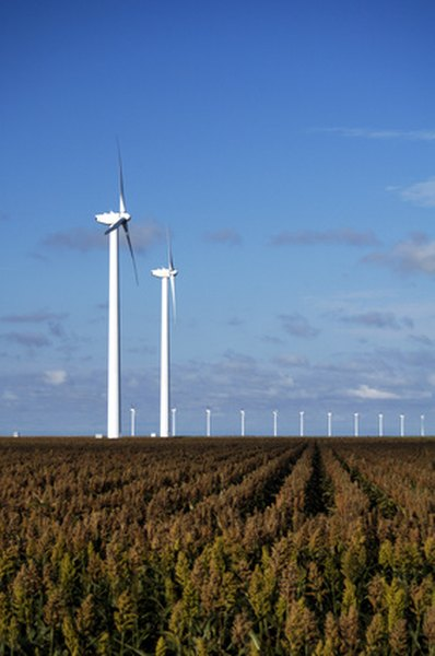 Wind energy can produce noise pollution and requires significant initial investment