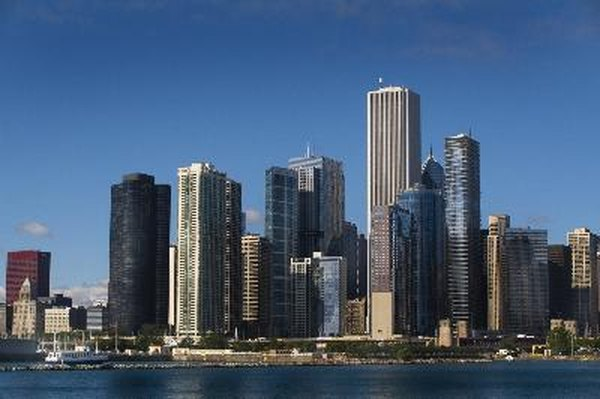 Chicago is home to the world's largest derivatives exchange.