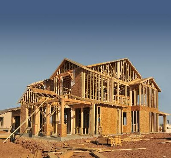 Changes in mortgage rates affect home building activity.