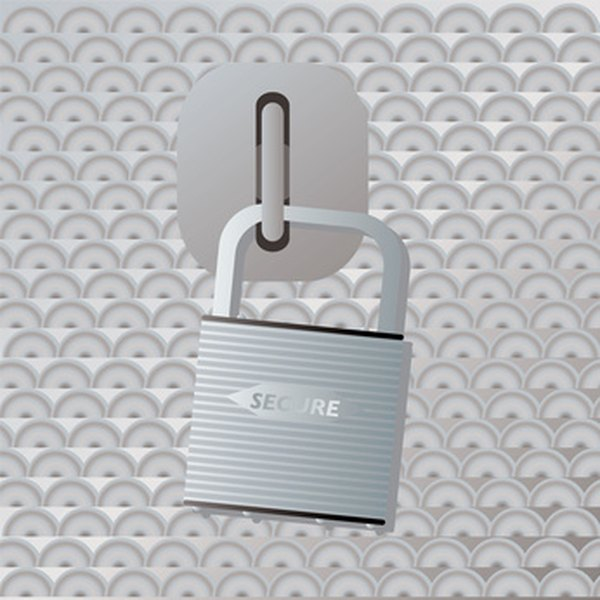 It takes more than a padlock to keep your possessions safe.