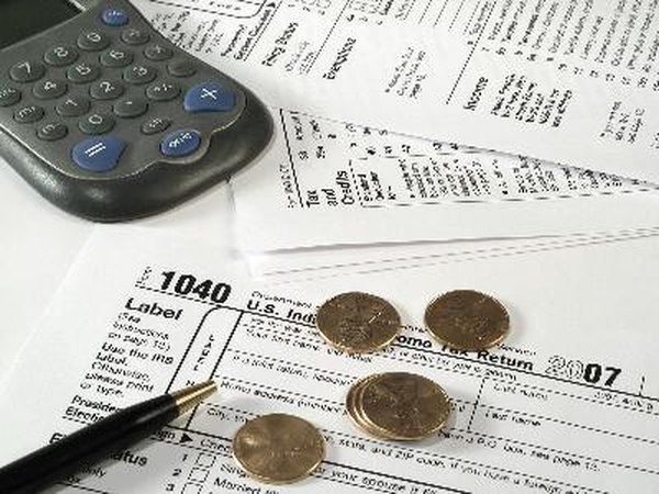 A large amount of itemized deductions on your taxes may trigger the AMT.