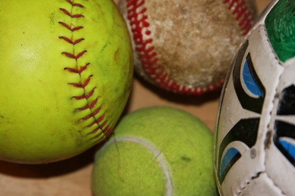 Study the tools used in your favorite sport.