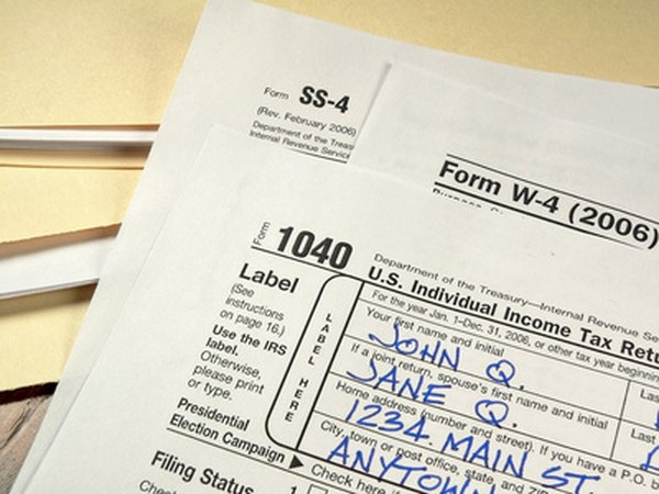 Use Form 1040 to record capital gains and losses.