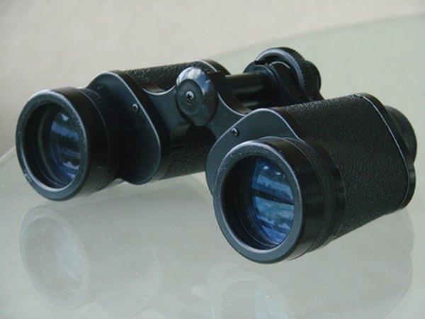 Binoculars are a set of optical telescopes.