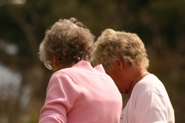 Many older women depend on income from Social Security benefits.