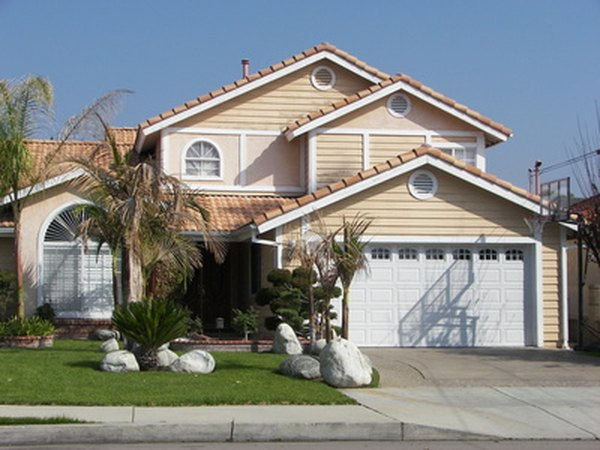 California property taxes are calculated including up to three different components