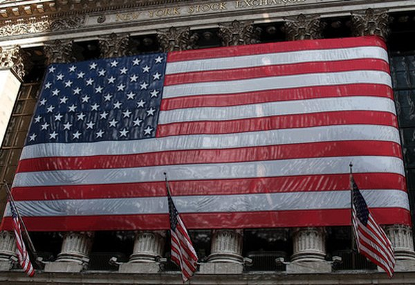 Investment brokers trade stocks on the floor of major exchanges, such as the NYSE.