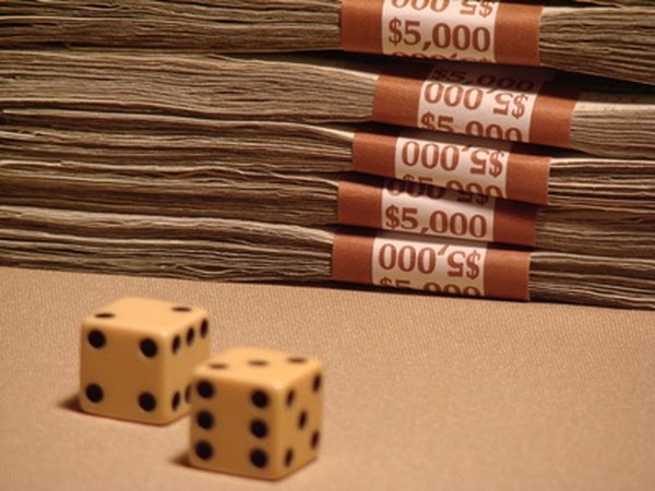 Creating a portfolio is not gambling; it is risk/reward analysis.
