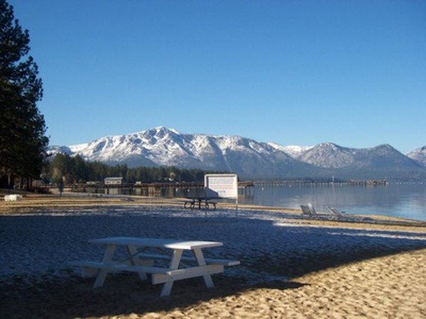 Park your boat on Lake Tahoe and you don't have to pay property taxes.
